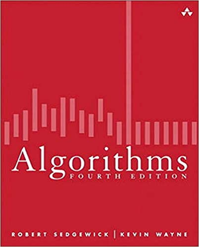 """Algorithms"" book cover"