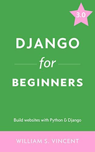 """Django for Beginners"" book cover"