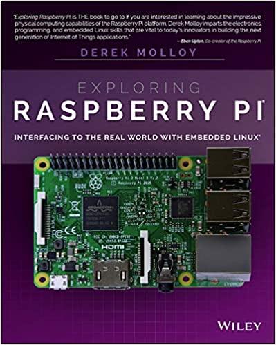 """Exploring Raspberry Pi"" book cover"