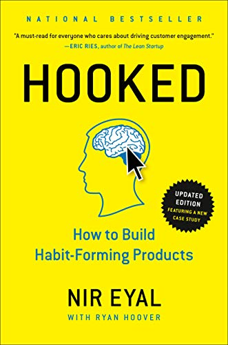 """""""Hooked"""" book cover"""