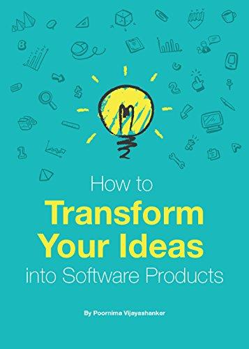 """Transform Your Ideas"" book cover"