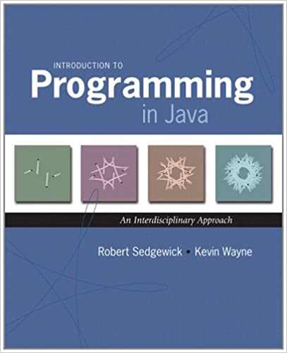 """""""Introduction to Programming in Java"""" book cover"""