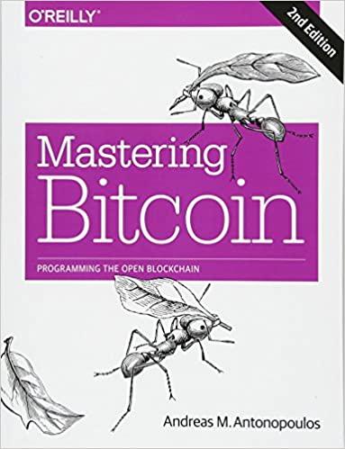 """Mastering Bitcoin"" book cover"