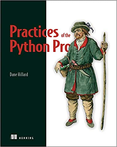 """""""Practices of the Python Pro"""" book cover"""