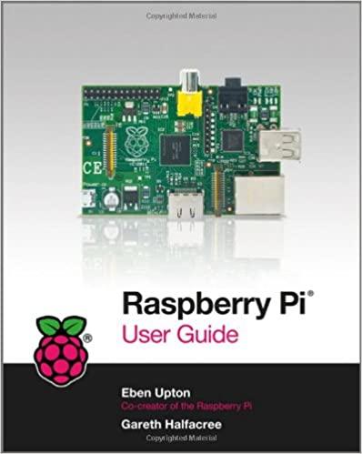 """Raspberry Pi User Guide"" book cover"