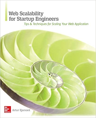 """""""Web Scalability for Startup Engineers"""" book cover"""